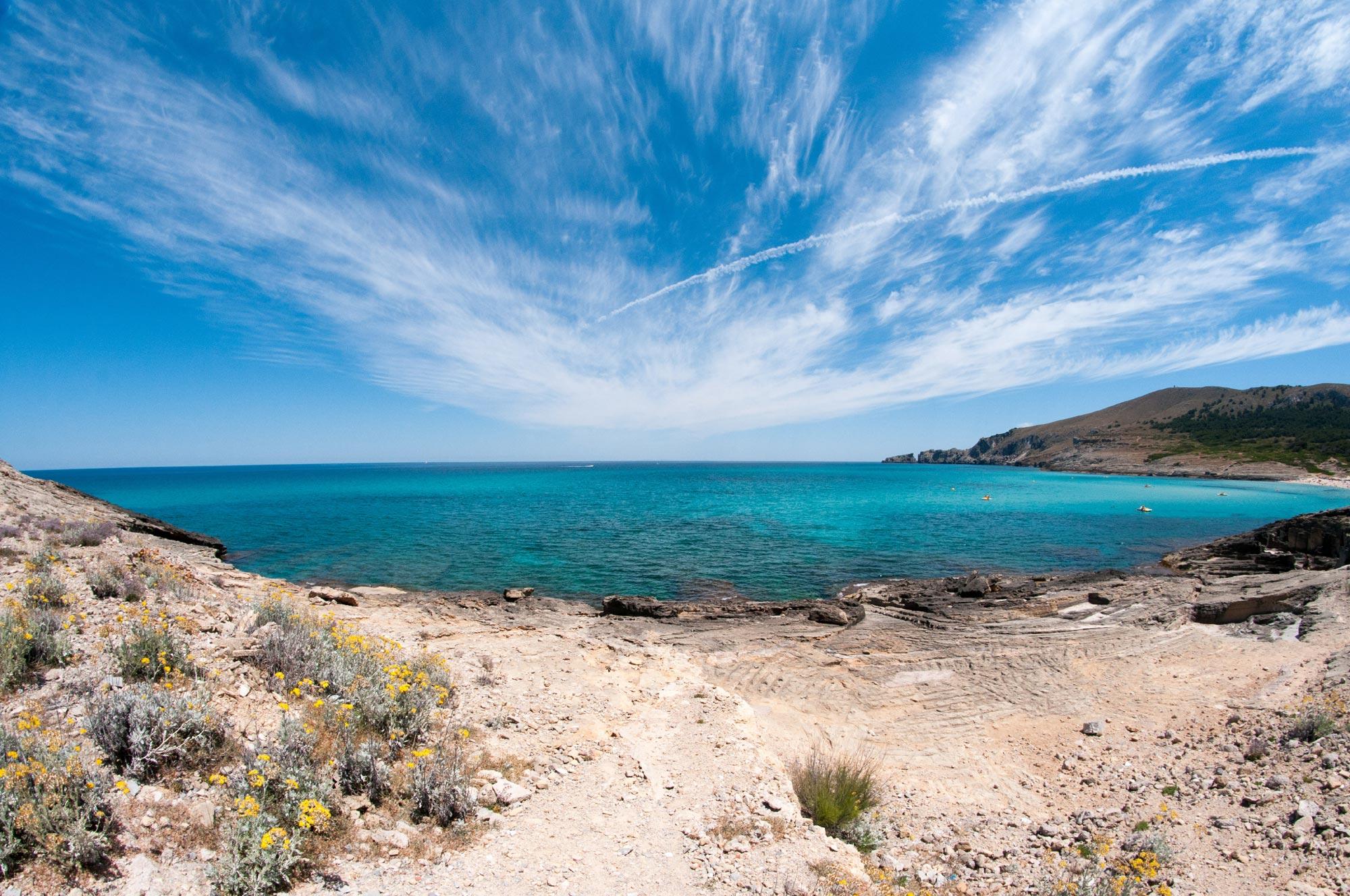 Entdecken Sie beim Insel-Coaching unbekannte Strände und Buchten auf Mallorca